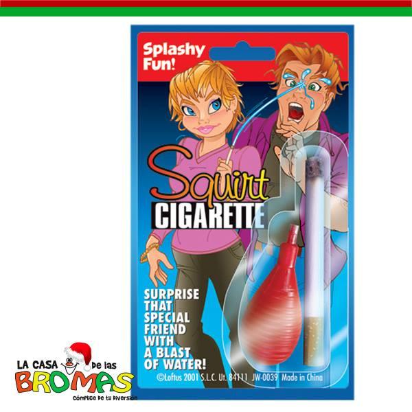 Squirt Cigarette