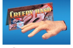 Crepy Hand