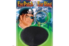 Eye Patch Ear Ring